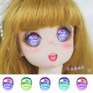 BJD用グラスアイ DollfieDream 14mm/16...